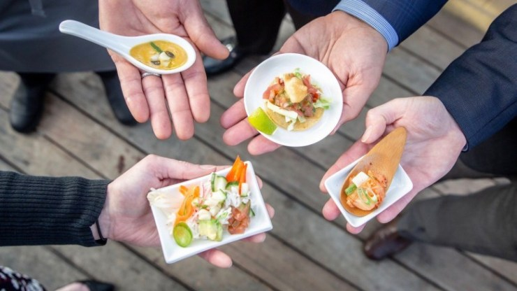 cell-based seafood from BlueNalu
