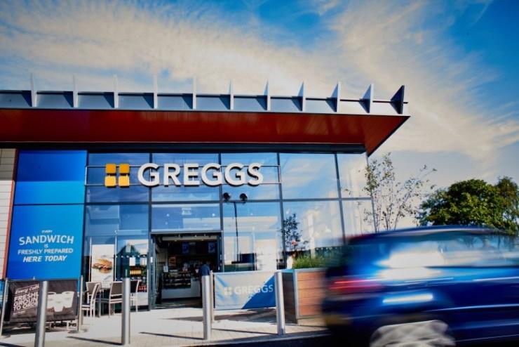Greggs Launching Vegan Sausage & Bean Melt