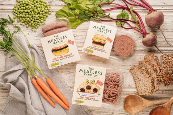 Meatless Farm changing the future of meat