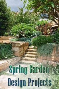 Spring Garden Design Projects