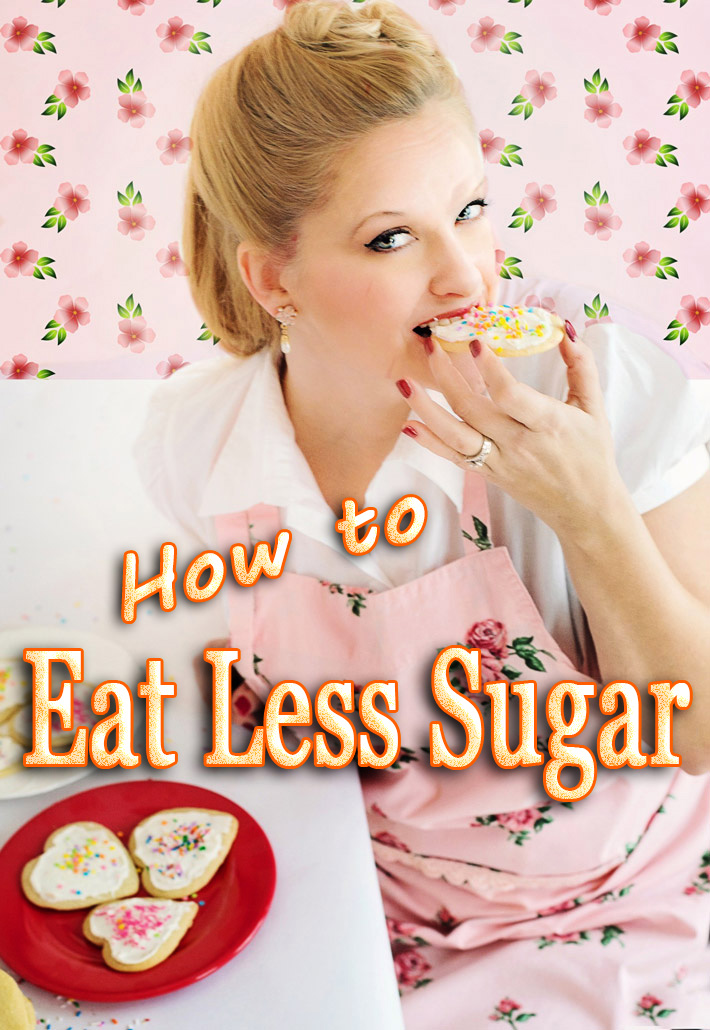 10 Tips on how to Eat Less Sugar