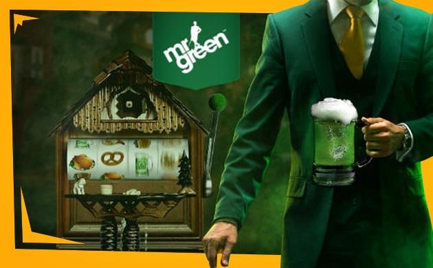 Mrgreen - casinot med många och unika erbjudanden och exklusiva priser