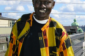 Dong Samuel Luak, a South Sudanese activist, who has been detained in Kenya and is at risk of unlawful return back to South Sudan, 2011(Photo: private file)