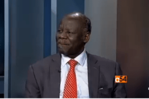 Dr. Lam Akol, chairman of National Democratic Movement speaks in the United States(Photo: file)