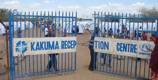 Kakuma entrance gate (Photo credit: LWF/James Macharia)