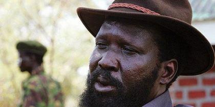 South Sudan's regime leader, Salva Kiir Mayardit, in a past photo(Photo: supplied/file)