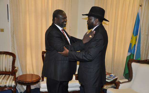 South Sudan's Looming Handshake: What are the expectations?