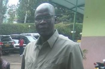SPLM/A-IO former Bieh State Governor Brig. gen. Simon Hoth Duol (Photo credit: supplied)