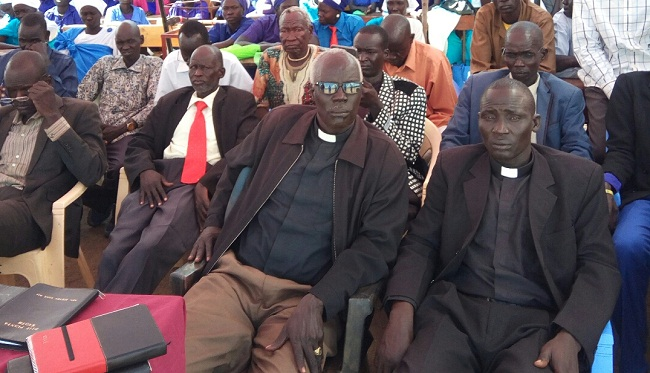 Lou Nuer Leadership called for the designation of 15th December (2013) as a National Holiday