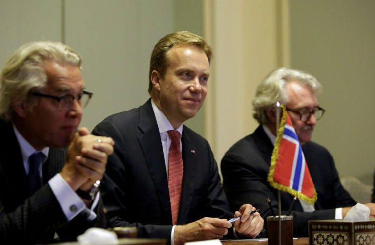 Representatives of the TROIKA member countries (File photo)