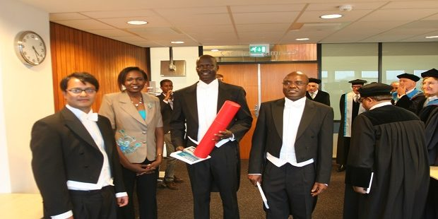 Chol Deng Thon, the new managing director of South Sudan oil and gas, Nilepet(Photo: supplied/file)
