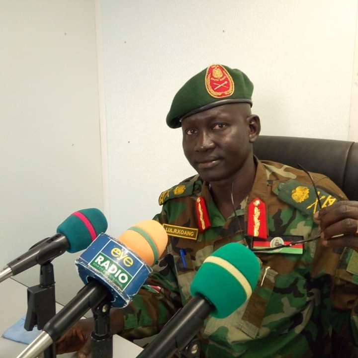 """Government planning to attacks our positions"" NAS Spokesperson"