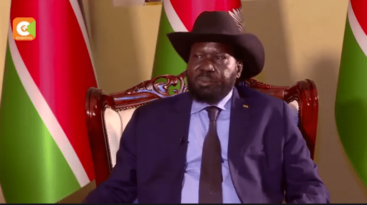 Kiir appoints states government officials,