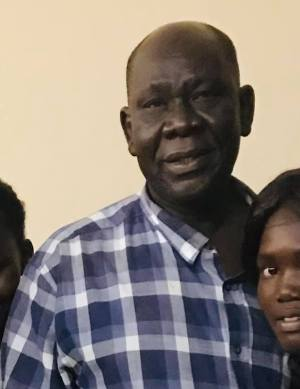 Late Badr Abdulrahman Sule, the brother of renowned politician, Peter Abdelrahman Sule, who was kidnapped and killed in Uganda in 2015(Photo: file/supplied)
