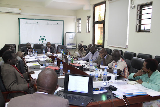 The Committee in session on Tuesday, Nov 27th, 2018(Photo credit: JMEC)