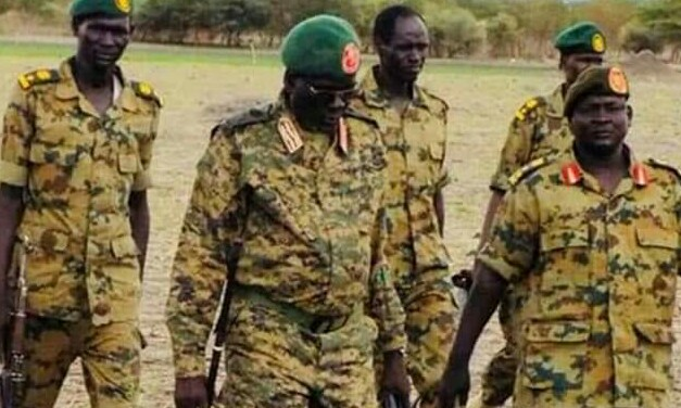 Gatdet's forces says SPLA-IO attacked their base near Mayom
