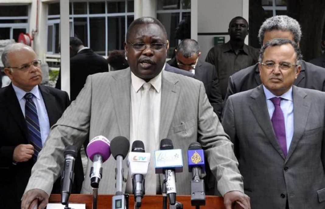 Cabinet Minister blames International Community for not funding peace implementation.