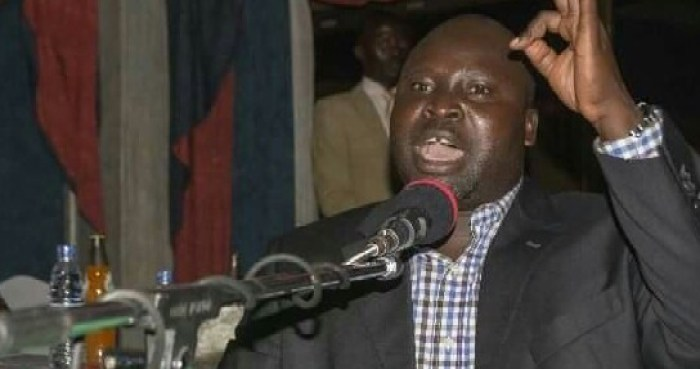 SPLM-IO Governor of Imatong state and representative to NCAC Oyet Nathaniel Pierino (File/Supplied/Nyamilepedia)