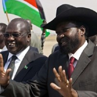 "South Sudan ""Marching on Together"" Again ~ Part B"