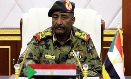 Head of TMC in Sudan Gen. Abdel Fatah Burhan (File/Supplied/Nyamilepedia)