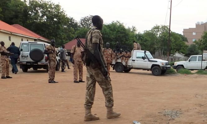 Unknown Gunmen Killed a National Security Officer in Torit