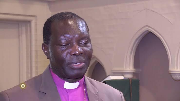 Archbishop Justin Badi Arama, Primate and Archbishop of the Anglican Church of South Sudan(Photo: file/Nyamilepedia)