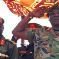 Defecting SSPDF officers declare allegiance to exiled former Chief of Staff, Paul Malong Awan