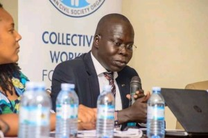 Executive Director of the Center for Peace and Advocacy (CPA) Ter Manyang Gatwech (Photo credit: SSNN)