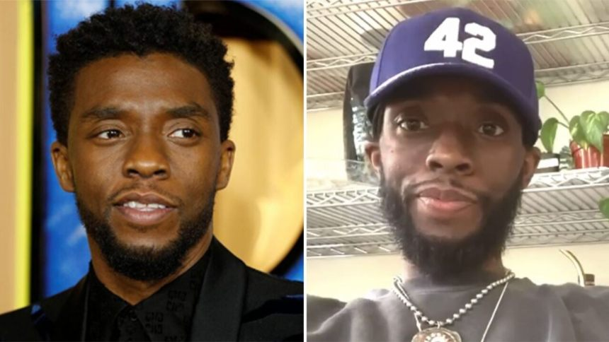 A screen from a clip that was immediately removed in April revealed how Boseman lost weight...