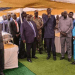 Lt. Gen. Bapiny Manytuil speaks to Bul-nuer gathering upon his return to Juba, South Sudan(Photo credit: Nyamilepedia)