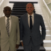 Belgium's secretary of state for asylum and migration, Theo Francken tweeted this image in 2017 of his meeting with the Sudanese ambassador, promising action on the refugees in Brussels' Parc Maximilien (Photo: Twitter)