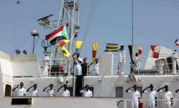 A Russian warship donated to Sudan Navy arrives at the Red Sea(Photo credit: courtesy image/Nyamilepedia)
