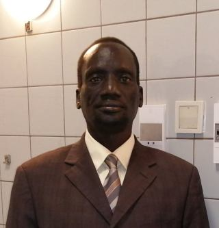 Cde. Den Vanang, an Author and opposition UDRM/A's Secretary-General(Photo credit: supplied)