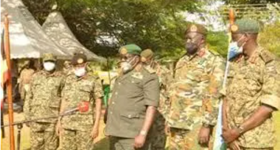 South Sudan, Uganda Chief of Defense Forces meet over border crises