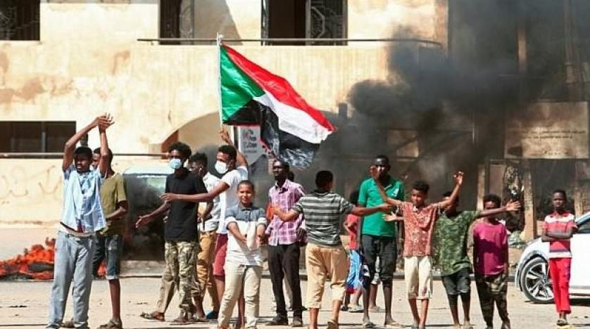 Sudanese protesters take to the streets against a worsening economic crisis and to demand justice for people killed during past demonstrations that toppled president Omar al-Bashir. AFP