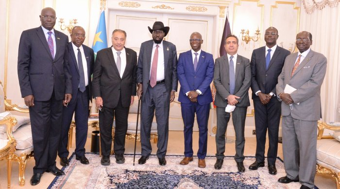 """World Bank has """"excellent vision"""" for South Sudan"""