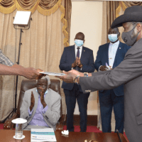 President Kiir dissolves National Dialogue