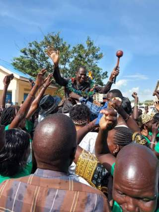 Jagei Community rejects Finance Minister's election on legal grounds