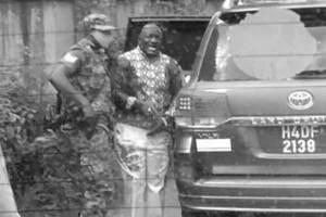 BREAKING: Ugandan Minister survives assassination attempt, shot nine times