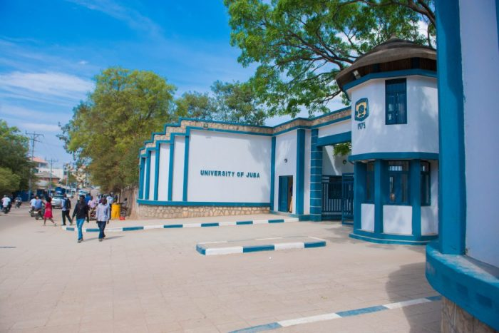 BREAKING: Juba University student robbed by criminals