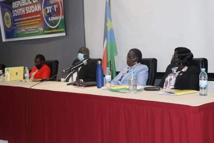 Nyandeng launches South Sudan Women's Leadership Forum