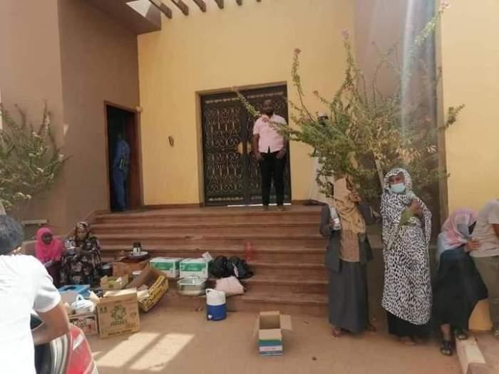 Former Sudanese Vice President's family thrown of Khartoum residence
