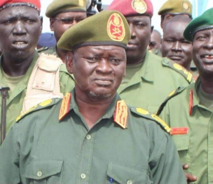 BREAKING: Kiir appoints SPLA-IO army chief Presidential Advisor for Peace