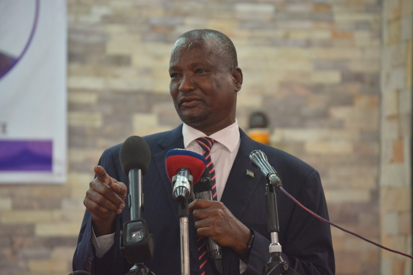VP Taban resuscitates proposal to relocate capital city
