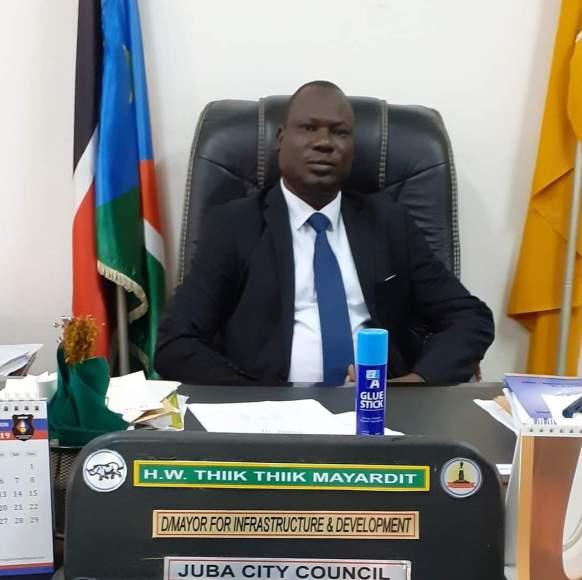 Deputy Mayor threatens legal action against VSS security company