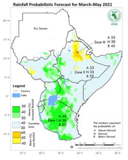 'Wetter than usual' rain season predicted for South Sudan