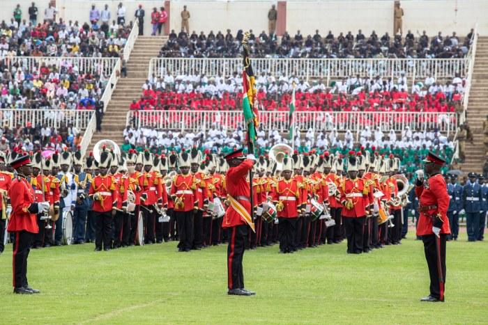 Kenyan celebrating Jamhuri Day on December 12, 2014 in Nairobi, Kenya(Photo credit: courtesy image)