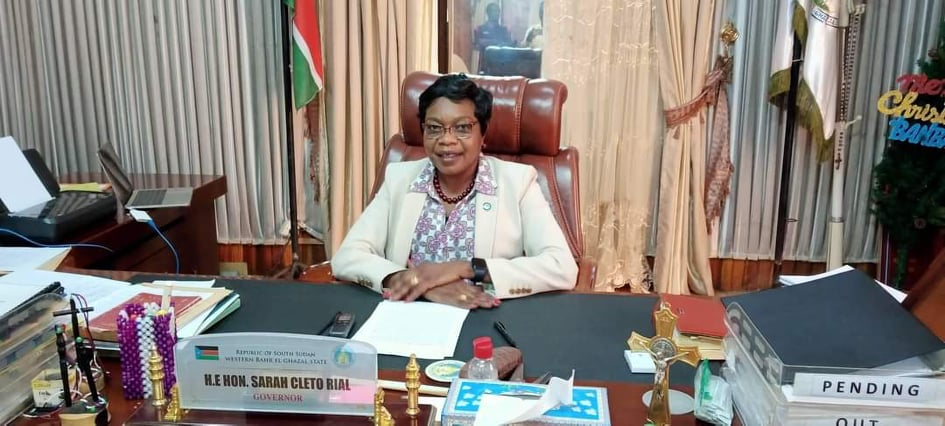 Wau County Commissioner detains by SPLA-IO.