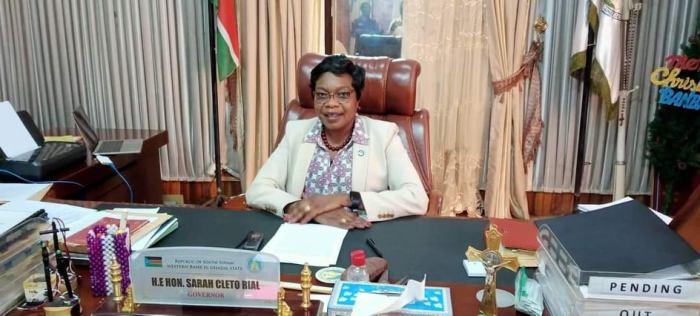 SPLM-IO on recruitment drive in Wau