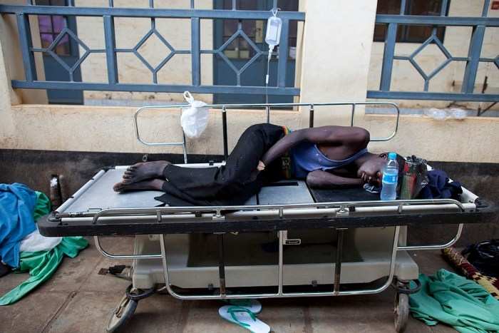 Poor delivery of basic health services abounds ten years later